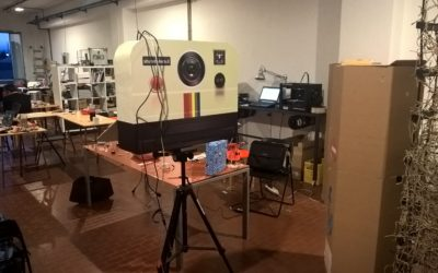 Costruire un photo booth con Arduino