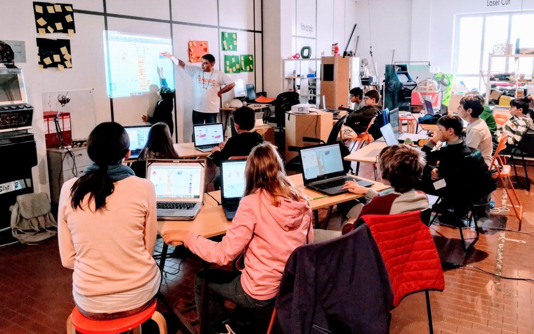 Nuovi campi tecnologici per bambini e ragazzi a Novembre a Cusano