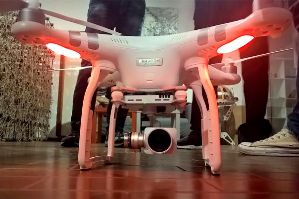 volo col drone